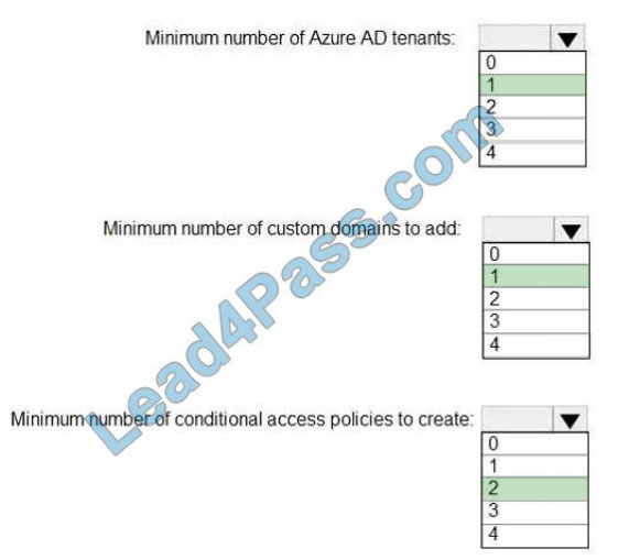 learnexam az-301 exam questions q13-1