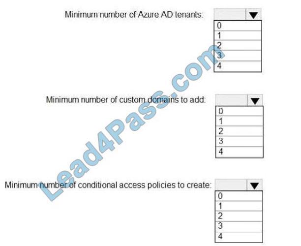 learnexam az-301 exam questions q13