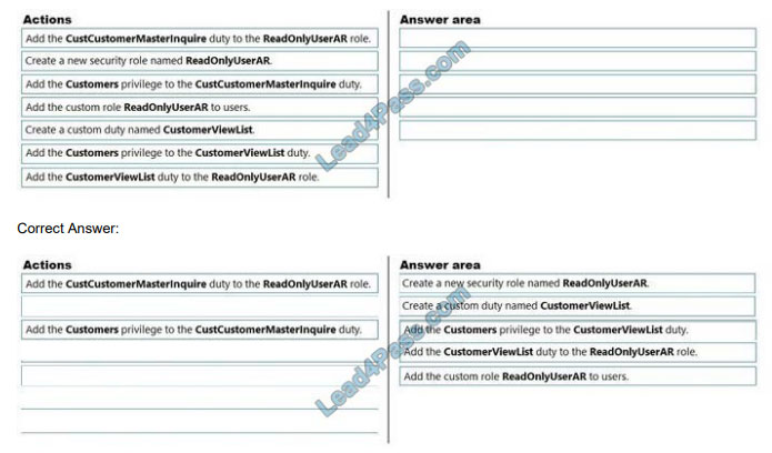 learnexam mb-700 exam questions q5