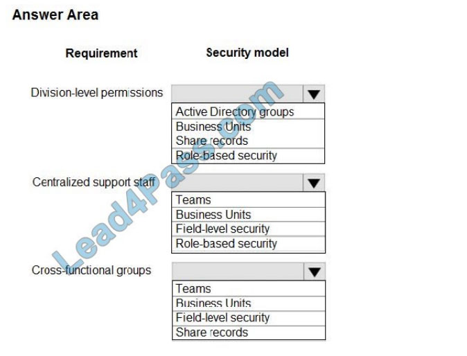 lead4pass mb-600 exam questions q1