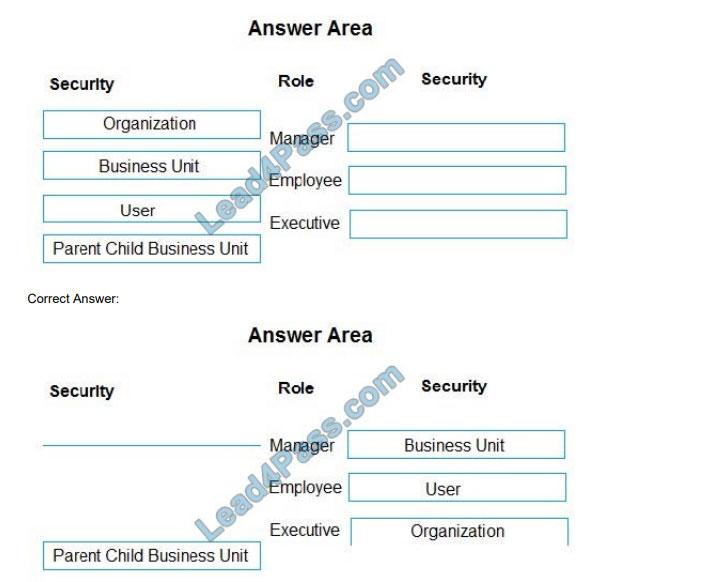 lead4pass mb-600 exam questions q12